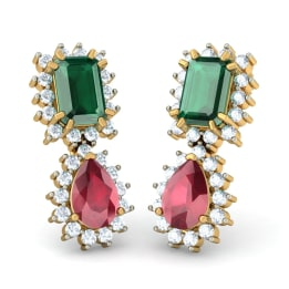 The Detachable Kalakriti Earrings