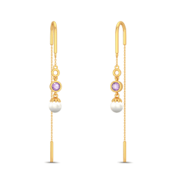The Shanthi Drop Earrings