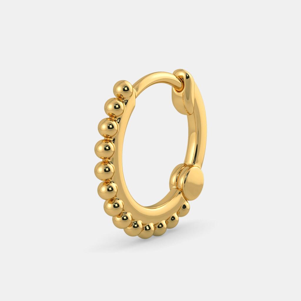 The Kosara Nose Ring BlueStonecom