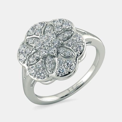 Buy 50 Diamond Wedding Ring Designs Online in India 2018 BlueStone
