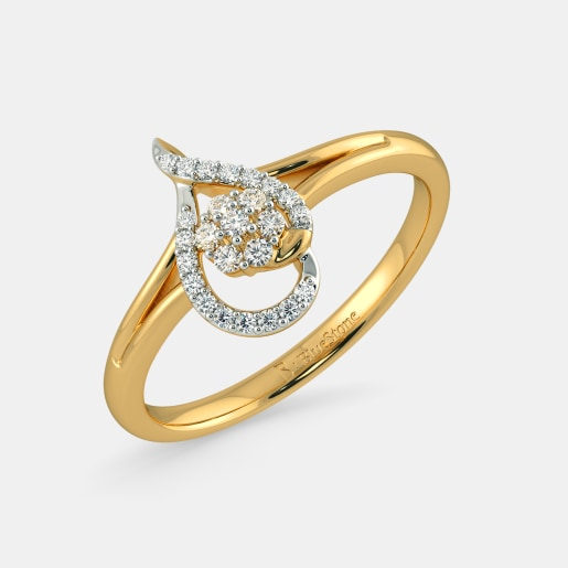 Buy 800 Womens Diamond Ring Designs Online in India 2018 BlueStone