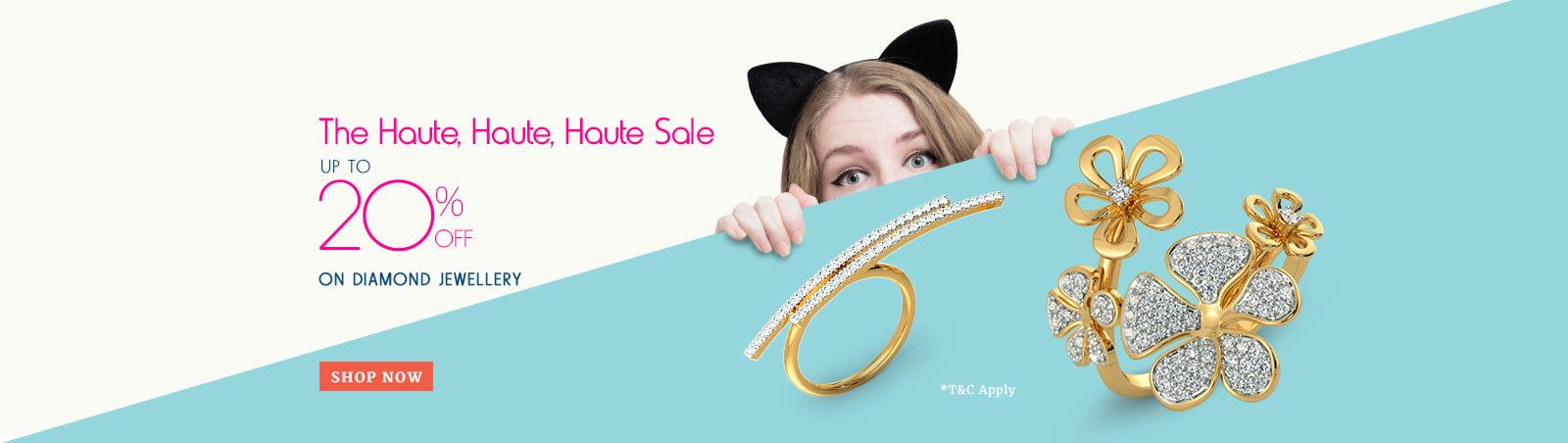 Haute Haute Sale