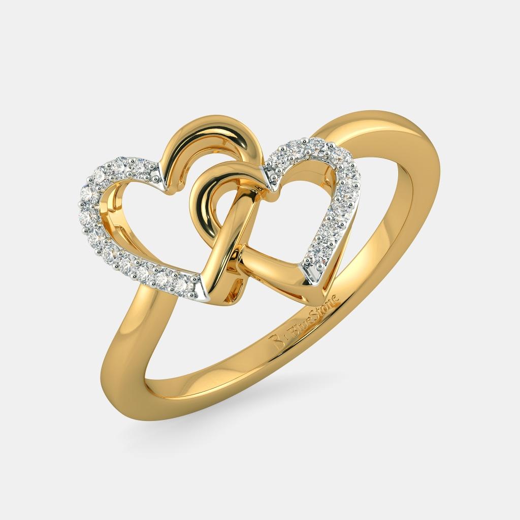 W Design Mens Ring