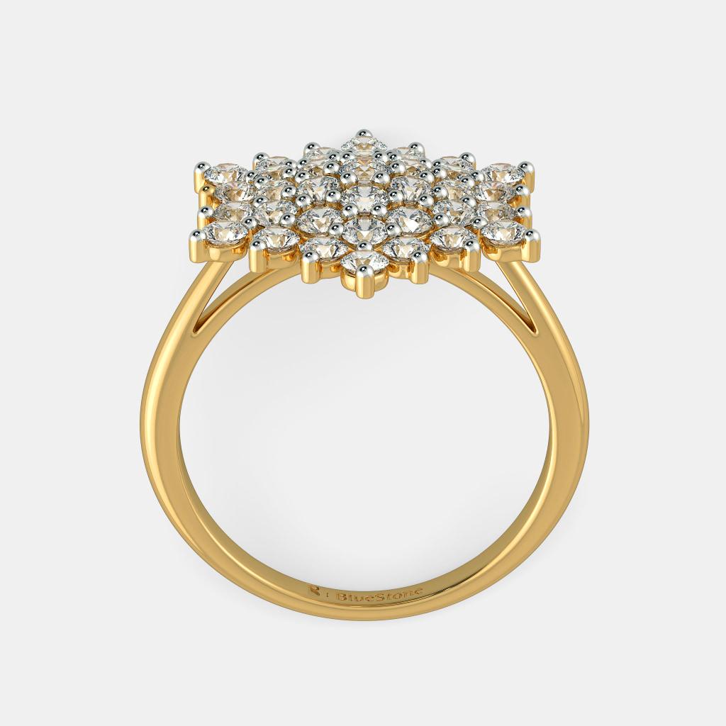 The Venus Ring | BlueStone.com