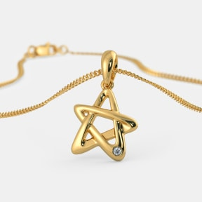 The 5 Point Star Pendant