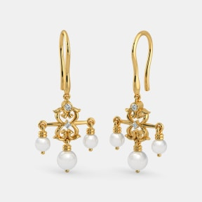 The B Iconic Mini Chandelier Earrings