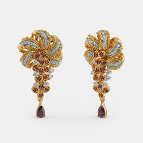The Ellene Drop Earrings