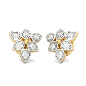 The Zymal Stud Earrings