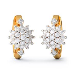 The Chiraz Huggie Earrings
