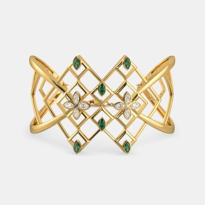 The Mehrnaaz Cuff Bracelet