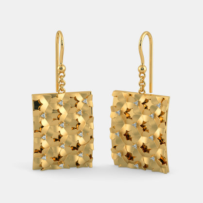 The Bewitching Glam Drop Earrings