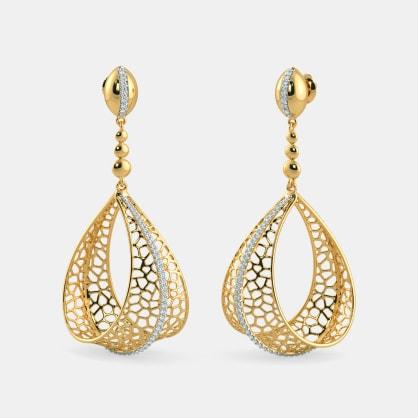 The Tantalising Glam Drop Earrings