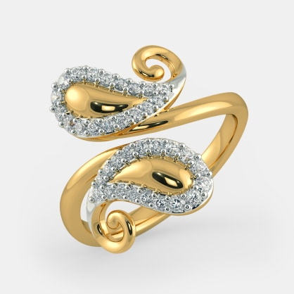 The Dixita Paisley Ring