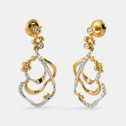 The Namra Drop Earrings