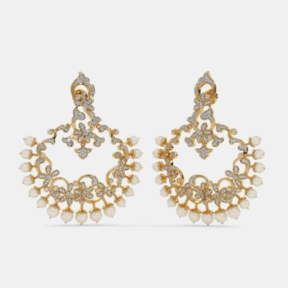 The Gulnargis Chand Bali Earrings
