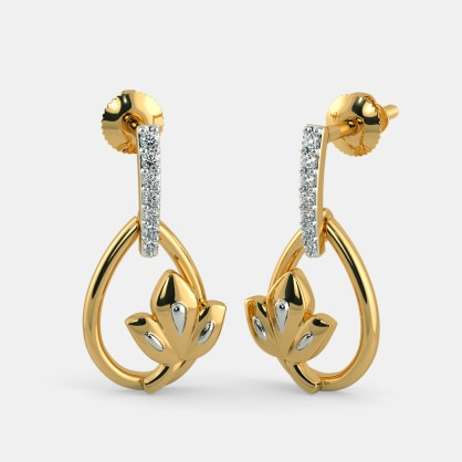 The Reece Drop Earrings