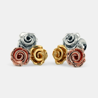 The Ganika Stud Earrings