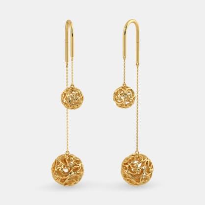The Kanaka Sui Dhaga Earrings