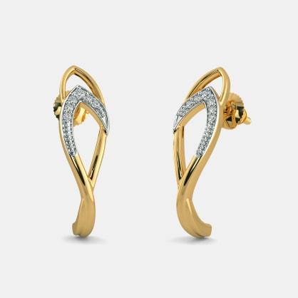 The Menaara Hoop Earrings