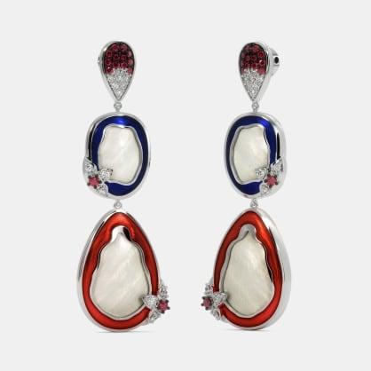 The Alia Mina Dangler Earrings