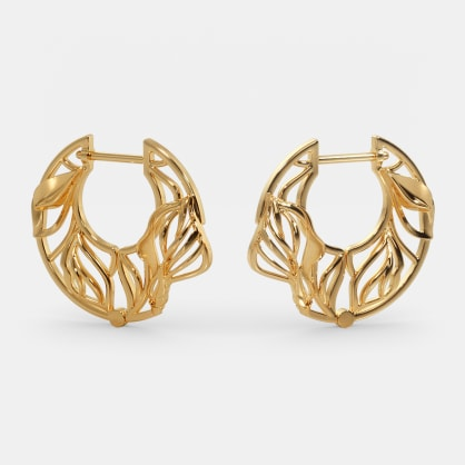 The Mei Hoop Earrings
