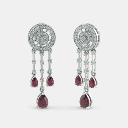 The Charulata Shringaar Drop Earrings