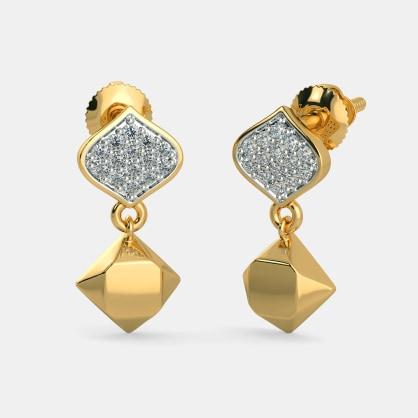 The Padmini Drop Earrings