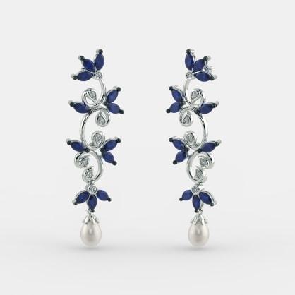 The Kanshika Drop Earrings