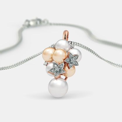 The Pearl Cloud Pendant