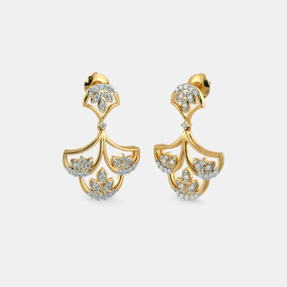 The Harriet Drop Earrings