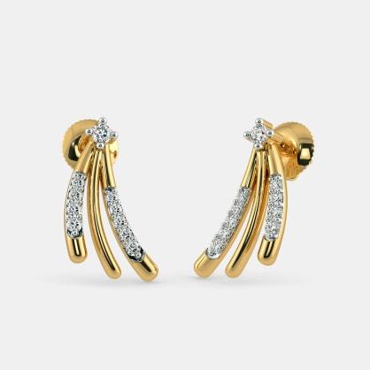 The Oleana Drop Earrings