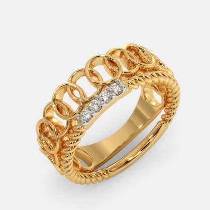 The Infirmity Stackable Ring