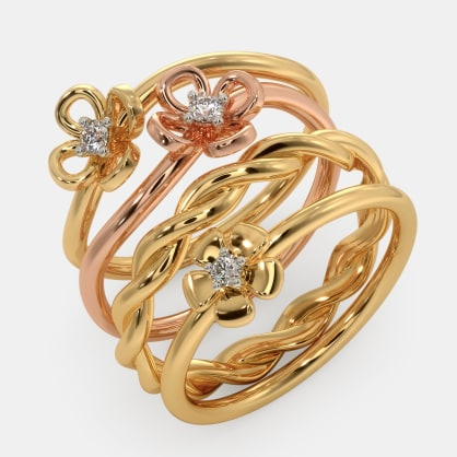 The Frailness Stackable Ring