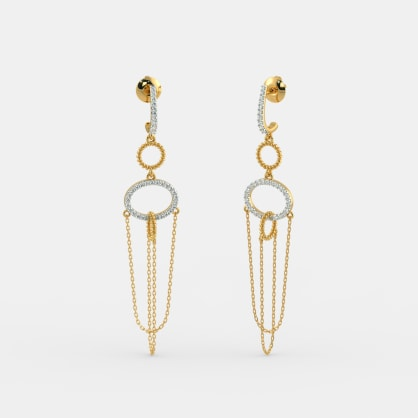 The Aliya Drop Earrings