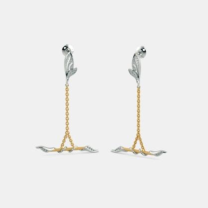 The Helena Drop Earrings