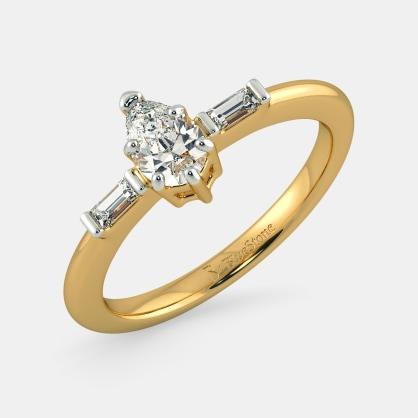 The Joyful Princess Ring Mount