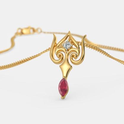 The Bhairavi Pendant