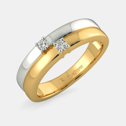 The Dual Sonata Ring for Her