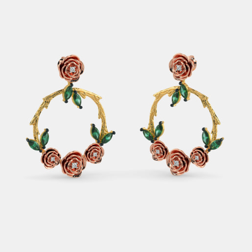 The Gulnaz Drop Earrings