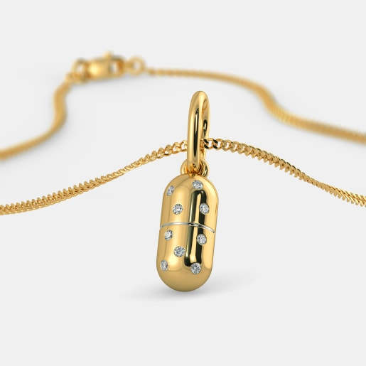 The Love Capsule Pendant