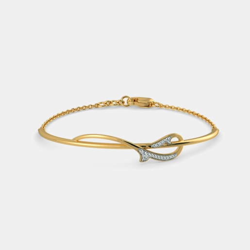 lar jewelery designs juana gold price bracelet buy jewellery leaf linked rs bracelets