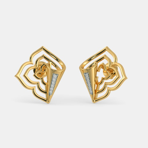 The Arka Stud Earrings