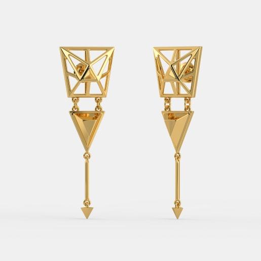 The Careen Axis Earrings