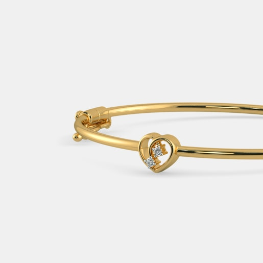 The Akira Oval Bangle
