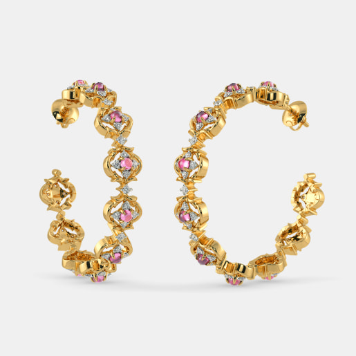The Finery Hoop Earrings