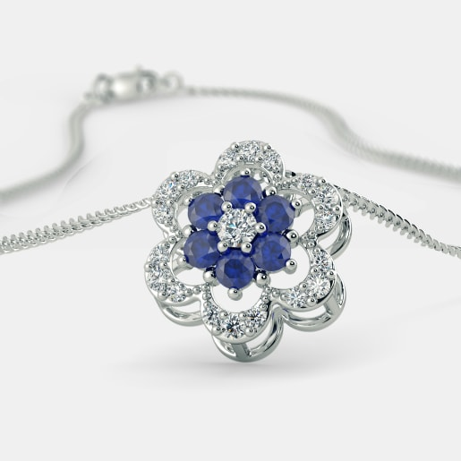 The Floral Harmony Pendant