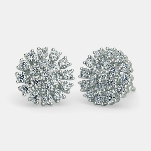 The Chambord Stud Earrings