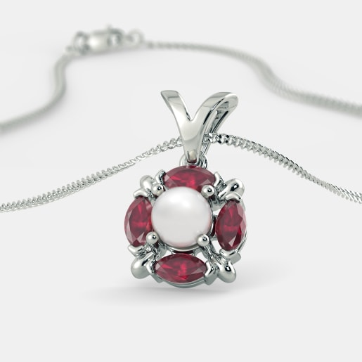 The Flora Allure Pendant