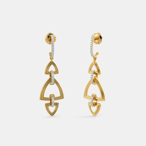 The Mavis Chic Drop Earrings