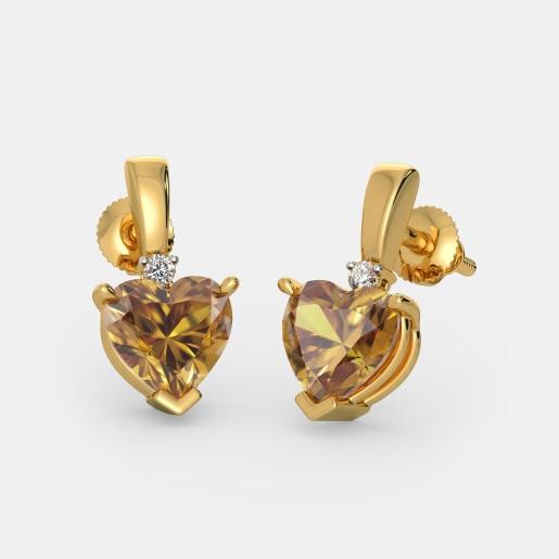 The Amarela Earrings